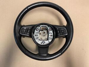 All New Jaguar XF Heated Steering Wheel
