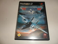 PlayStation 2   Top Gun - Combat Zones
