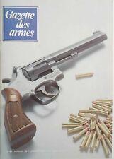 Gazette des Armes n°67- 1979 - Le FM Hotchkiss L'arme de poing
