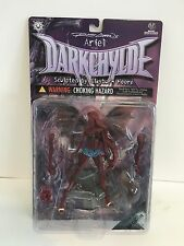 Darkchylde Chase Ariel Action Figure Clayburn Moore Collectibles 1999 Sealed!