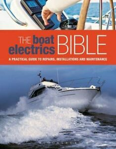 The Boat Electrics Bible | Andy Johnson | Hardcover | Brand NEW