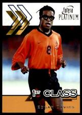 Futera World Stars 2002 - Edgar Davids Netherlands (First Class) No.7
