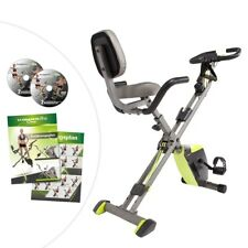 Wonder Core Cycle Ergometer Rad Fitness Hometrainer mit Übungsplan DVD Mediashop