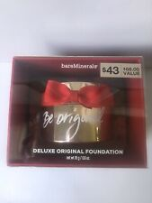 BAREMINERALS Original FAIR SPF 15 Foundation Deluxe Collectors Edition 0.6oz NIB