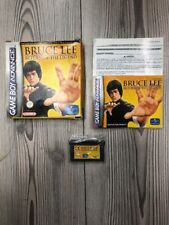 *** Bruce Lee: Return Of The Legend *** GBA Gameboy Advance, SP+DS *** Mit OVP