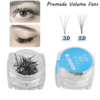 Russia Premade Volume Fan Mink Hair False Eyelashes Eye Lash Extension
