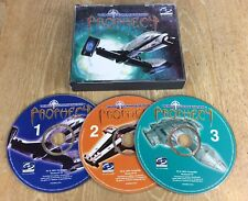 WING COMMANDER PROPHECY BIG JEWEL CASED VERSION for PC IN VGC