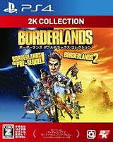 "2K Collection Borderlands Double Deluxe Collection ?CERO rating ""Z""? PS4 Japan"