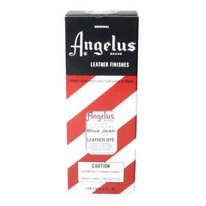 Angelus Leather Dye Blue Jean 88 ml (11,30€/100 ml)