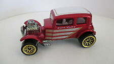 loose 2000 Hot Wheels Vintage Hot Rods X-Mas `32 FORD VICKY red  Avon exclusive
