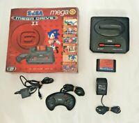SEGA Megadrive II 2 Console Complete Set Up - Mega Games 6 Variant Boxed UK PAL
