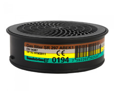 Sundstrom SR297 Gas Filter ABEK 1 (single)