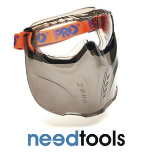 GOOGLES with Mouth cover VADAR Google & Face Mask combo Prochoice Vadar 5000 Fac