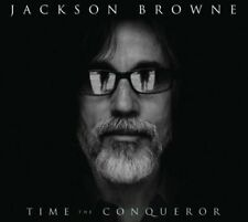 JACKSON BROWNE TIME THE CONQUERER 2008 CD POP NEW