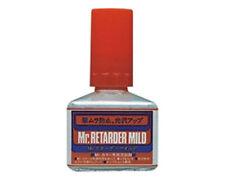 Mr. Hobby T105 Mr.Ralentisseur Mild - Delay Léger (40ml) Modélisme