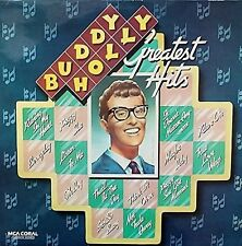 Buddy Holly Greatest hits [LP]