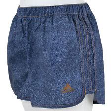 adidas Damen running shorts AIS M10 Denim S12321