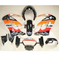 Repsol ABS Fairing Bodywork Kit For Honda VTR1000F 1997-2005 2000 01 02 03 04 9B