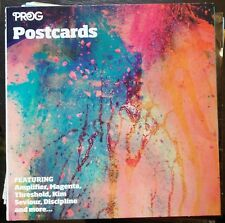 Sampler Prog Magazine  79 P57: Postcards Cd  cardboard Gatefold NM/Mint 2017