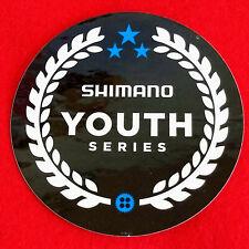SHIMANO YOUTH SERIES Sticker Decal ⭐🚲⭐ Cycling Mountain Bike CX Fixie Bicycle