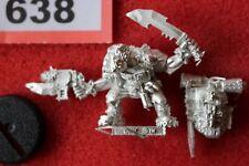Warhammer 40k Ork Kommandos New Metal WH40K Figure Army Orks GW Complete Mint C