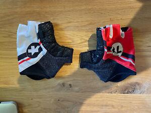 Assos Fingerless Cycling Gloves