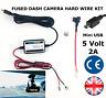 Nextbase Compatible Hardwire Kit Dash Camera 101 112 212 302 312 402G 412 512