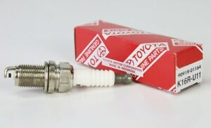 1 x Genuine Toyota Spark Plug for Corolla Echo MR2 Porte Yaris