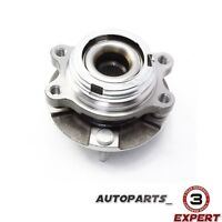Front Wheel Hub Bearing Assembly For Infiniti EX35 2011 2010 2009 2008 AWD NEW