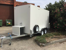. 13 x 6 Foot Portable Mobile - Feezer / Cool Room - catererers / farmers / etc
