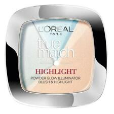 L'OREAL Perfect Match highlighter powder no 302 R/C icy glow new sealed