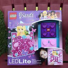 Nwt Lego friends-Stephanie LedLite nitelite-ages 6+