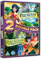Ferngully - The Last Foresta Pluviale/Ferngully 2 - Magico Rescue DVD Nuovo