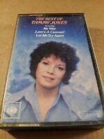 The Best Of Tammy Jones : Vintage Tape Cassette Album From 1978
