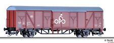 TT gedeckter Güterwagen Fahrradwagen DB Ep.IV Tillig 17168 Neu!!