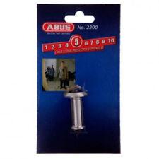 ABUS 2200 Door Viewer-Peep Hole, Spy Hole-2200SC