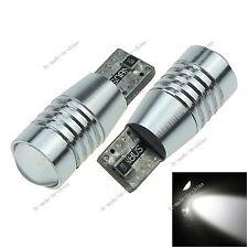 2X White 1 LED CREE PCB T10 W5W Canbus Error Free Light Car Bulb Lamp 12V A120