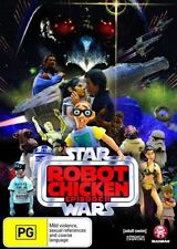 Robot Chicken - Star Wars Special 02 (DVD, 2009)