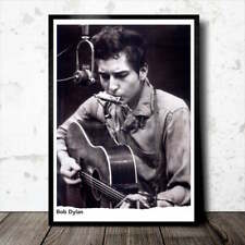 BOB DYLAN A3 Art Print / Poster 60s 1960s Rock Folk Pop Art