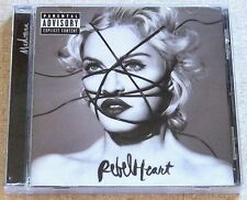 MADONNA Rebel Heart Deluxe SOUTH AFRICA Cat # 06025 4720213 *sealed*