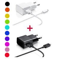 Für Samsung Galaxy S7 S6 S4 S3 PSP Netzteil Ladekabel Micro USB Universal Kabel