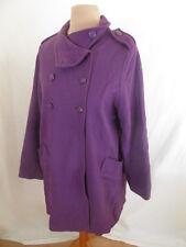 Manteau Sessun Violet Taille L à - 62%