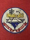 Vietnam+War+US+Navy+USS+Coral+Sea+CVA-43+Patch