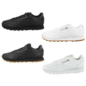 Reebok Classic Leather Damen Sneaker low verschiedene Farben Turnschuhe