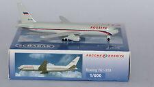 Schabak 3551588 Boeing 767-3Q8ER Rossiya AE-DZH en 1:600 echelle