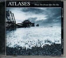 (AK574) Atlases, When The Ocean Met The Sky - DJ CD