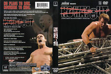 Official WWE No Way Out 2005 DVD (Used) Free UK Postage