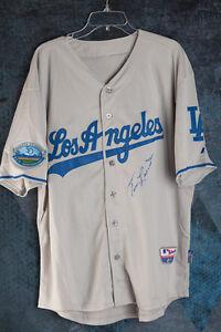 GFA Los Angeles Dodgers TOM LASORDA Signed Jersey T2 COA PROOF