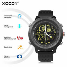 Bluetooth 4.0 Smart Watch Android iPhone Waterproof Pedometer Fitness Tracker