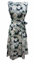 Phase Eight / 8 Jardin Rose fit and flare dress Size 14